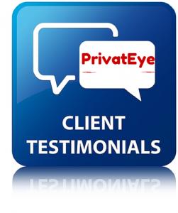 PrivatEye.sg Testimonials