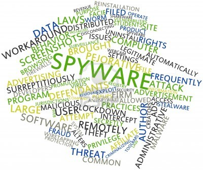 Spyware is legal?